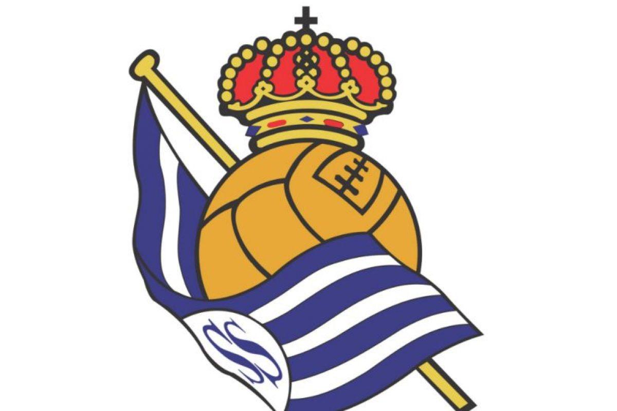Real Sociedad. 'Txuri-Urdin': significa blanquiazul en euskera. Imagen Por: