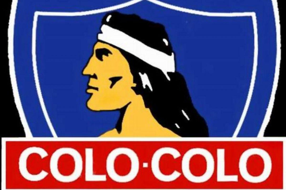 Colo Colo. 'Cacique'. El nombre del club está inspirado en Colo Colo, un cacique mapuche. Imagen Por: