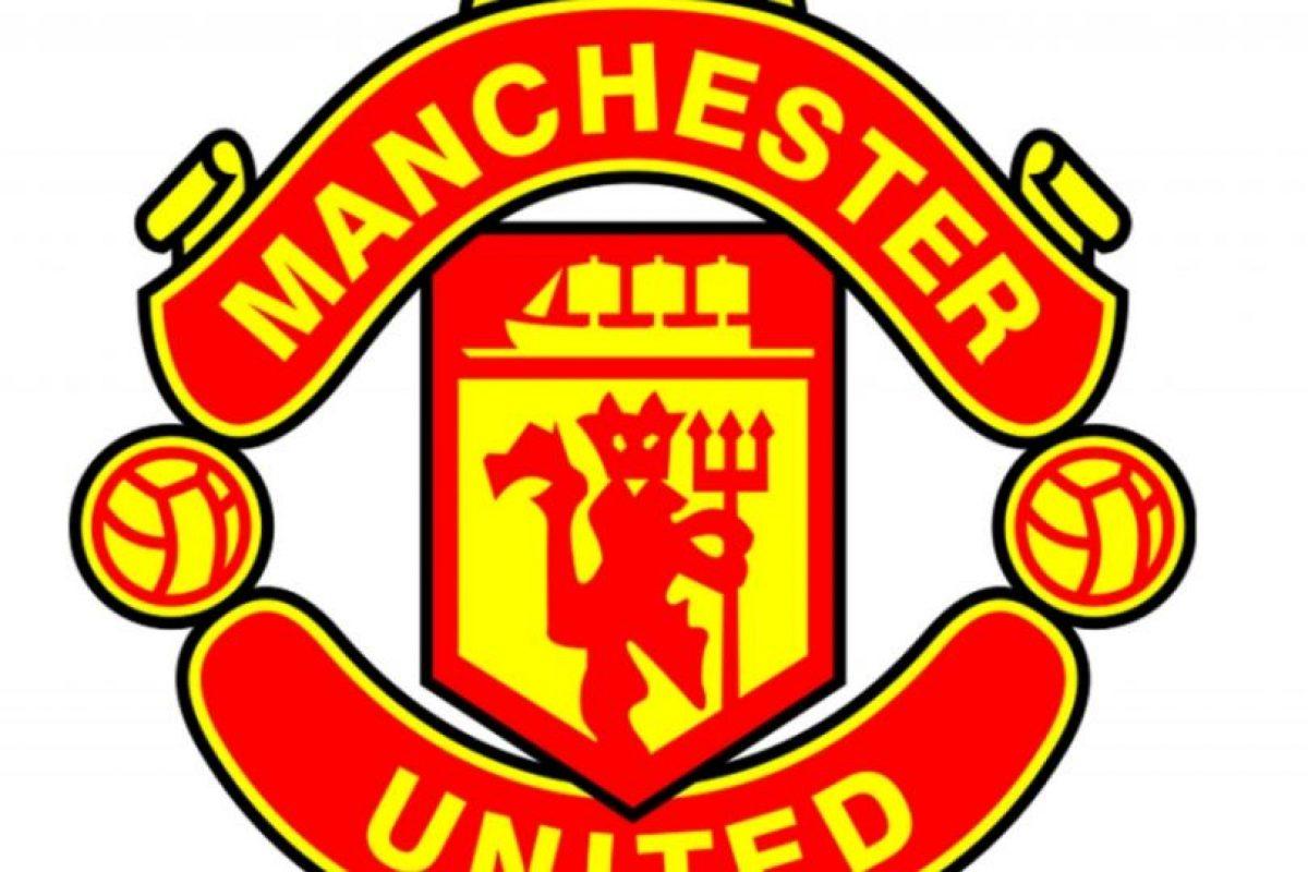 Manchester United. 'Red Devils': Durante la década de los años 70 Matt Busby pidió a la directiva incluir un diablo rojo en el escudo del club. Imagen Por: