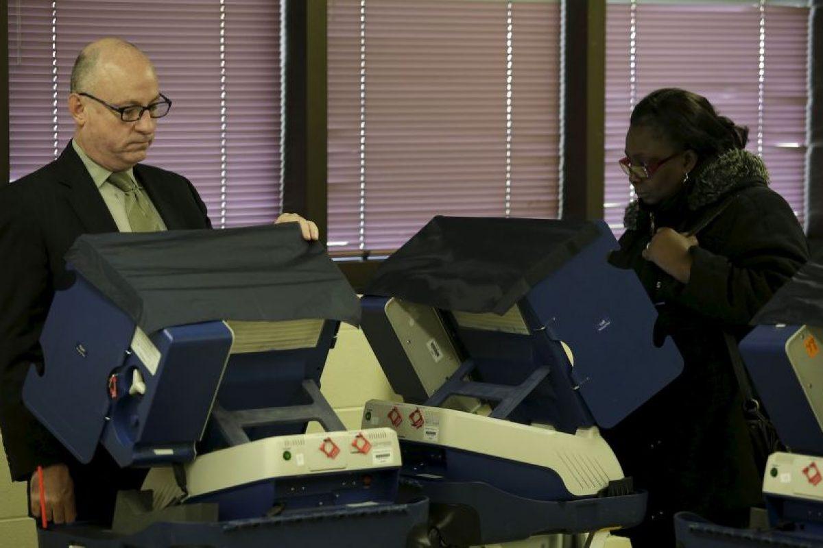 """Mientras tanto, de acuerdo con """"The New York Times"""", ya se emitieron 22 millones de votos anticipados. Foto:AFP. Imagen Por:"""