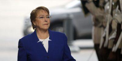 Adimark: aprobación de Presidenta Bachelet sube levemente y alcanza un 24%