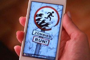 Zombies Run es un juego de realidad aumentada que te motiva a correr mientras escapas de zombies y recolectas accesorios para tu supervivencia. Foto:Gentileza. Imagen Por: