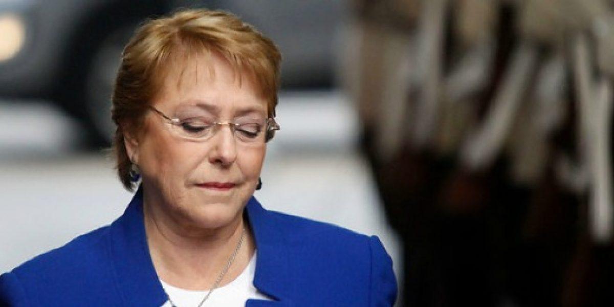 Presidenta desistió de usar Ley de Insistencia por el reajuste público