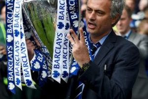 6.-Jose Mourinho (23 títulos): El actual técnico de Manchester United ha sido un ganador donde ha ido. Suma títulos en Porto, Chelsea, Inter de Milán, Real Madrid y Manchester United, donde destacan dos Champions League. Foto: Getty Images. Imagen Por:
