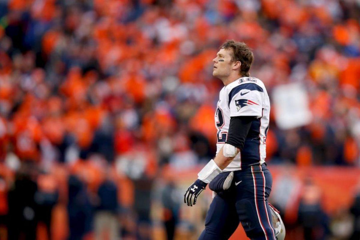 New England Patriots tuvieron que esperar 42 años para ganar su primer Super Bowl en 2002 Foto:Getty Images. Imagen Por:
