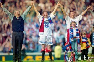 7.Walter Smith (22 títulos): Histórico técnico de Glasgow Rangers. Sumó diez títulos de la Liga de Escocia y siete de ellos fueron de forma consecutiva Foto:Getty Images. Imagen Por: