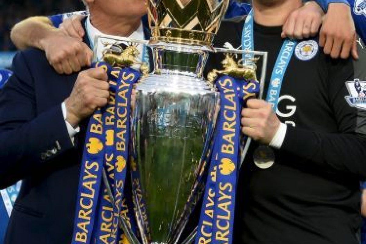 Leicester espero 132 años para coronarse en Inglaterra Foto:Getty Images. Imagen Por: