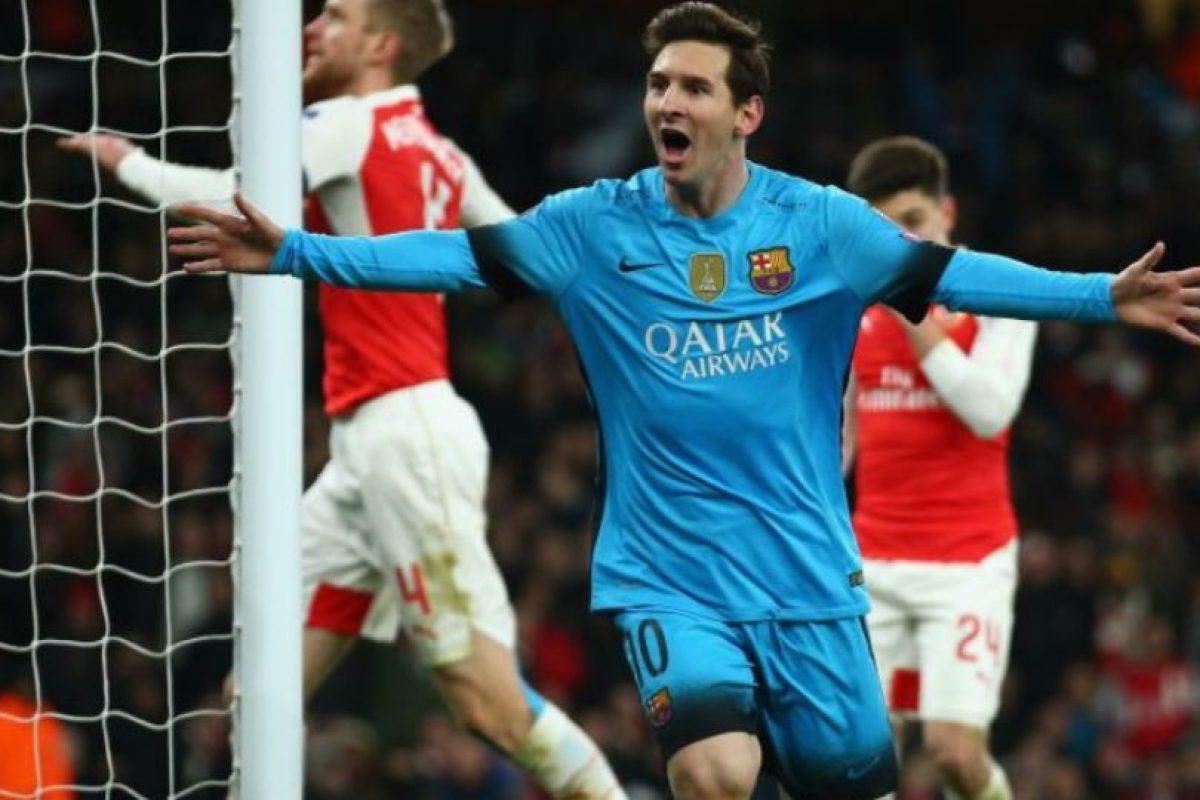 Lionel Messi – Milanesas napolitanas Foto:Getty Images. Imagen Por: