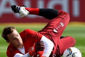 Manuel Neuer – Comida italiana Foto:Getty Images. Imagen Por: