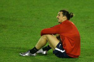 Zlatan Ibrahimovic – Pizza Foto:Getty Images. Imagen Por:
