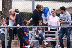 Antonella y Roccuzzo y Shakira no mantienen una buena relación Foto:Grosby Group. Imagen Por: