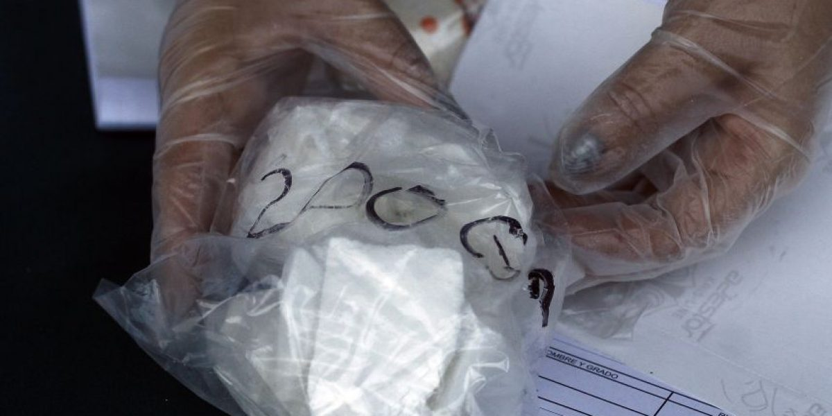 Alertan sobre cocaína adulterada con plaguicida encontrada en Chile