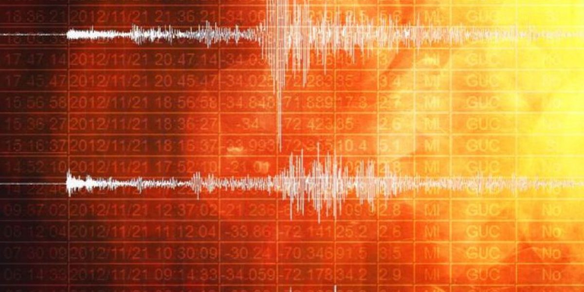 Fuerte sismo de 6,4 Richter remece a siete regiones de la zona centro sur del país
