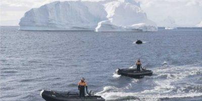 ¿De qué países es el territorio de la Antártida?