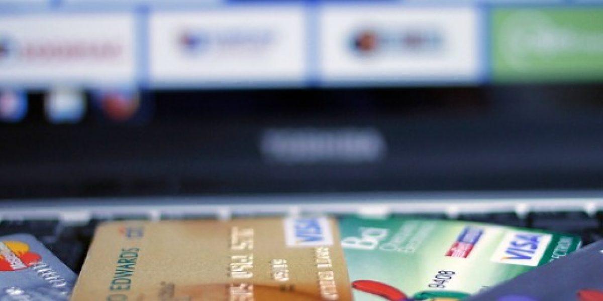 Encuesta: sólo un 21% de los chilenos ha comprado algo por internet en el último año