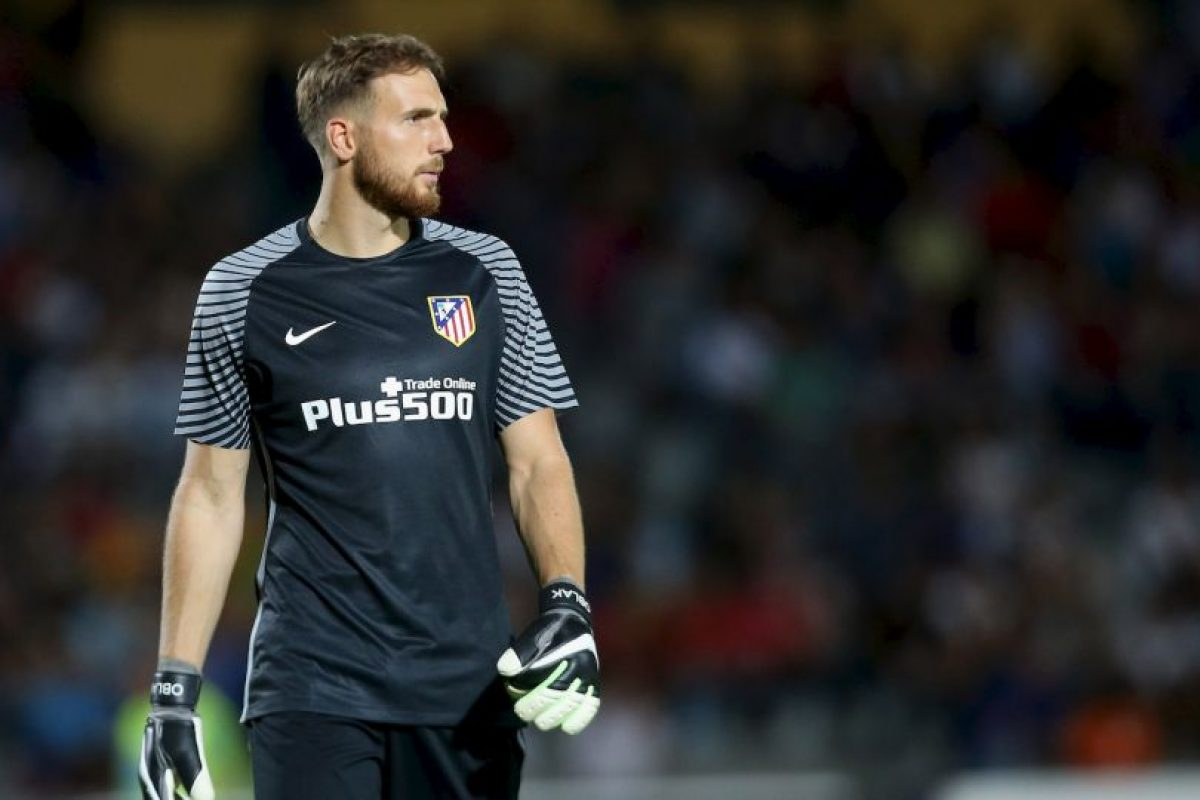 Jan Oblak (Atlético de Madrid) Foto: Getty Images. Imagen Por: