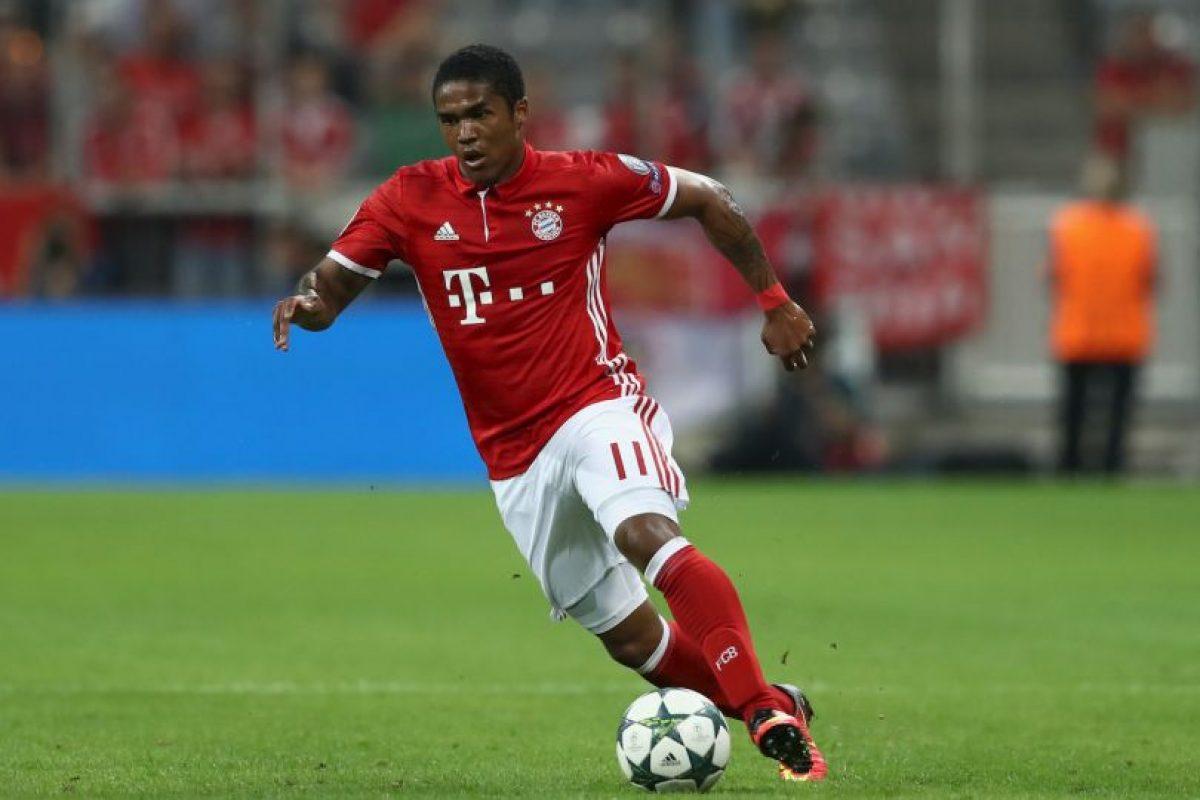 Douglas Costa (Bayern Munich) Foto:Getty Images. Imagen Por: