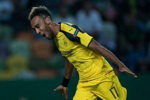 Pierre-Emerick AUbameyang (Borussia Dortmund) Foto:Getty Images. Imagen Por:
