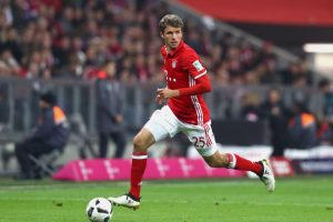 Thomas Muller (Bayern Munich) Foto: Getty Images. Imagen Por: