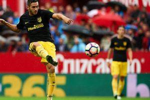 Koke (Atlético de Madrid) Foto:Getty Images. Imagen Por: