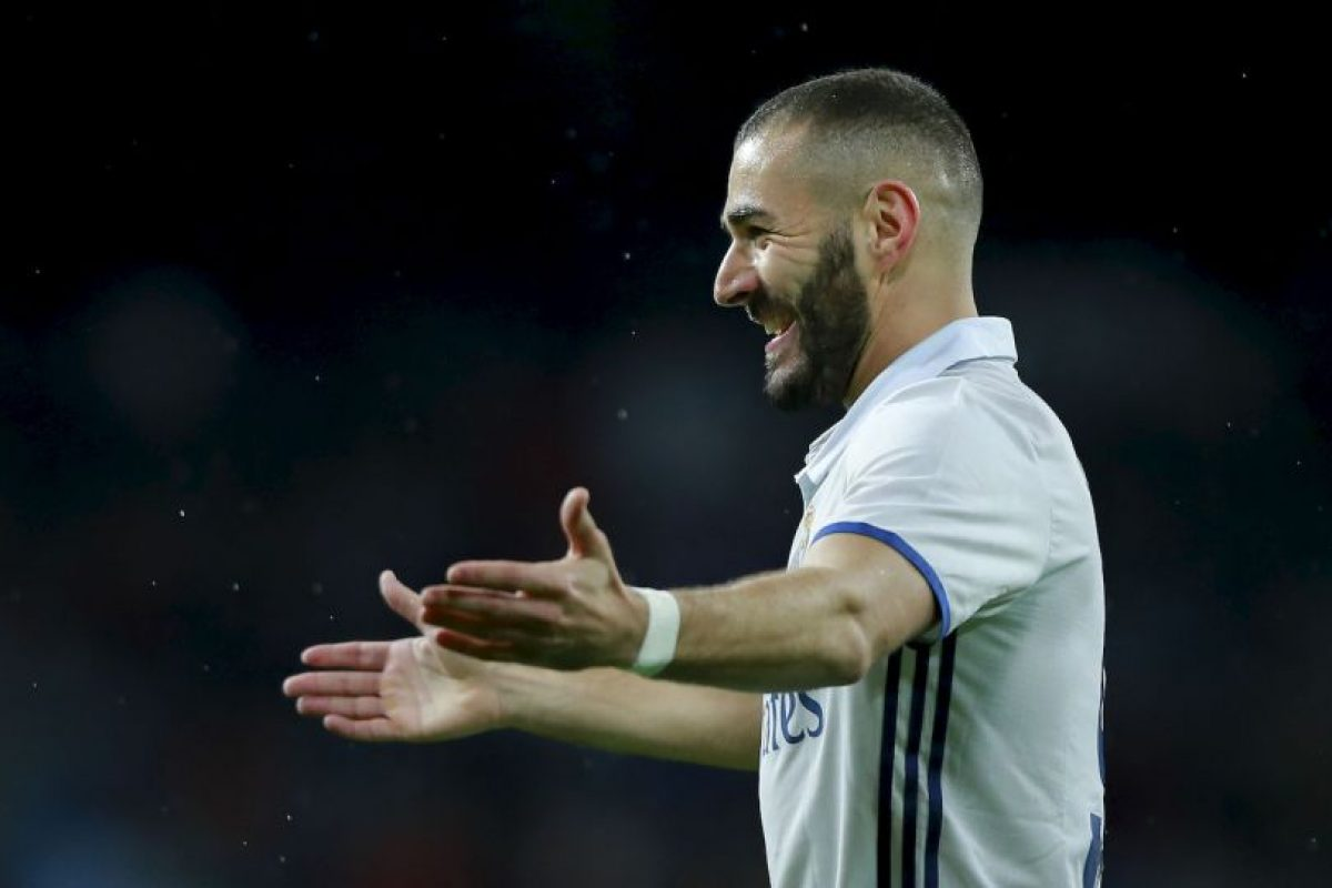 Karim Benzema (Real Madrid) Foto: Getty Images. Imagen Por:
