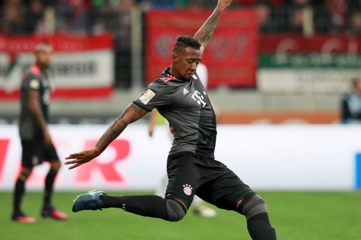 Jerome Boateng (Bayern Munich) Foto: Getty Images. Imagen Por: