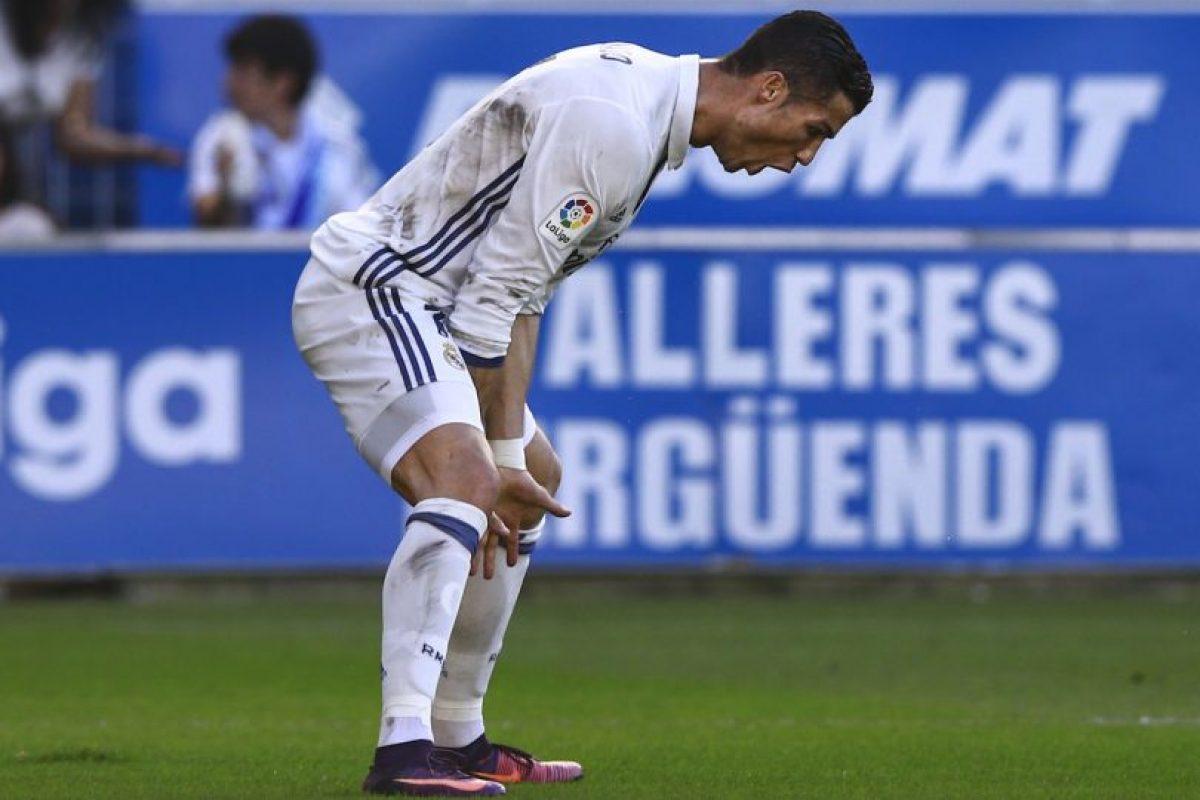 Cristiano Ronaldo (Real Madrid) Foto:Getty Images. Imagen Por: