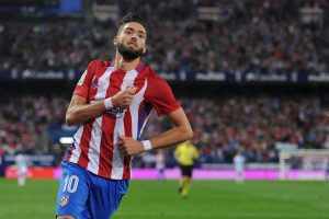 Yannick Carrasco (Atlético de Madrid) Foto: Getty Images. Imagen Por: