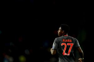 David Alaba (Bayern Munich) Foto: Getty Images. Imagen Por: