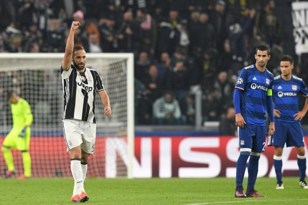 Gonzalo Higuaín (Juventus) Foto:Getty Images. Imagen Por: