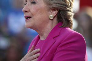 Hillary Clinton, candidata a presidente del Partido Demócrata Foto:Getty Images. Imagen Por: