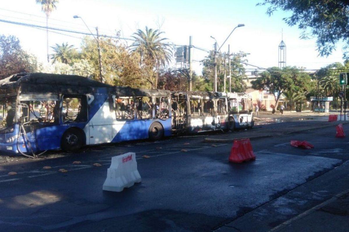 """""""Nosotros llamamos a una paralización protesta, no vamos a eludir la responsabilidad de nuestro llamado"""", dijo Luis Messina. Foto:Rodrigo Fuentes / Publimetro. Imagen Por:"""