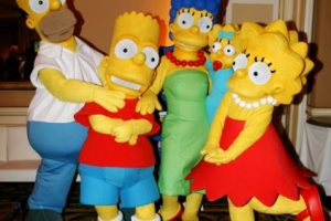 Lisa ha celebrado su cumpleaños número ocho en dos episodios diferentes. Foto:Getty Images. Imagen Por:
