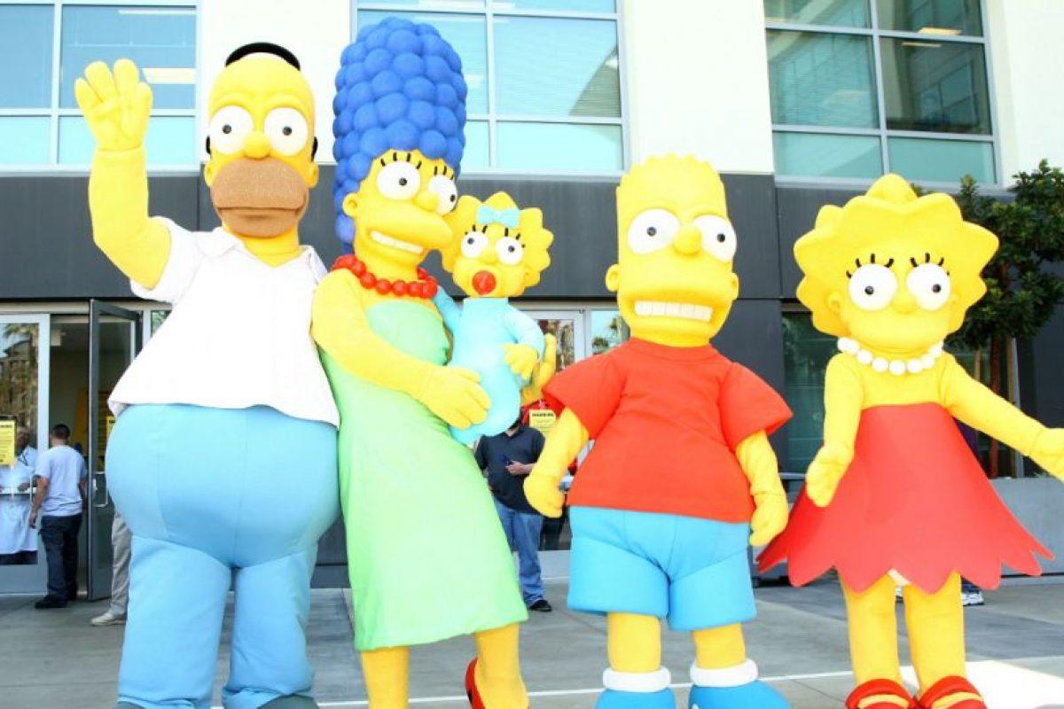 En 1997, la serie superó a Los Picapiedra como la serie animada de más larga duración en horario estelar en Estados Unidos. Foto:Getty Images. Imagen Por: