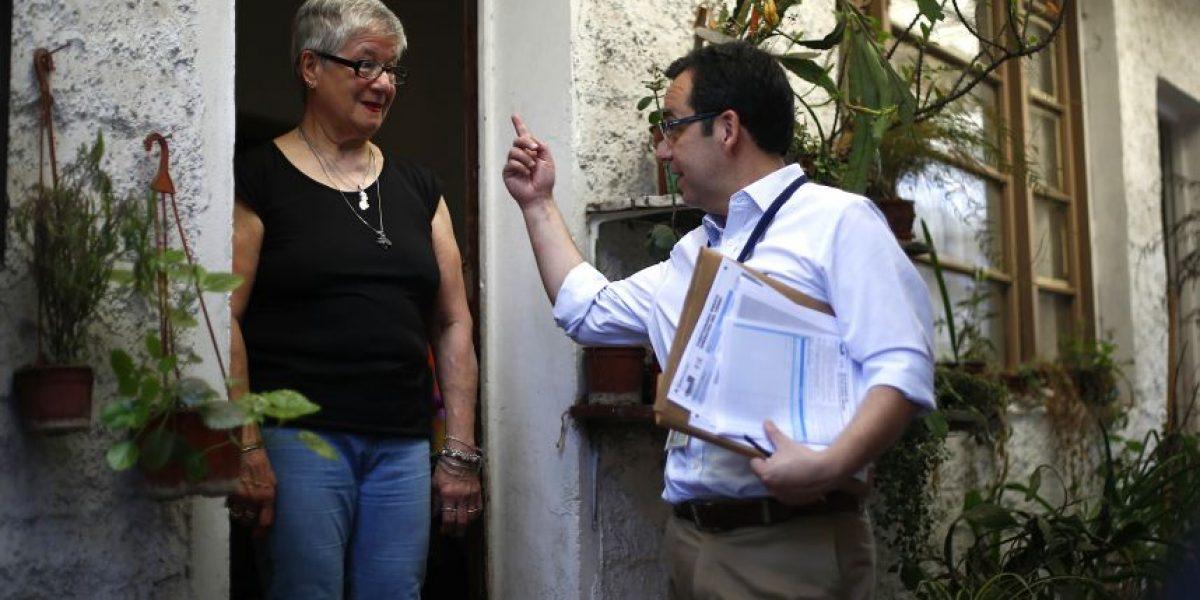 Censo 2017: Realizan ensayo a cerca 50 mil viviendas en todo Chile