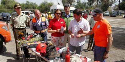 Peñalolén anuncia sanciones para visitantes imprudentes a Quebrada de Macul