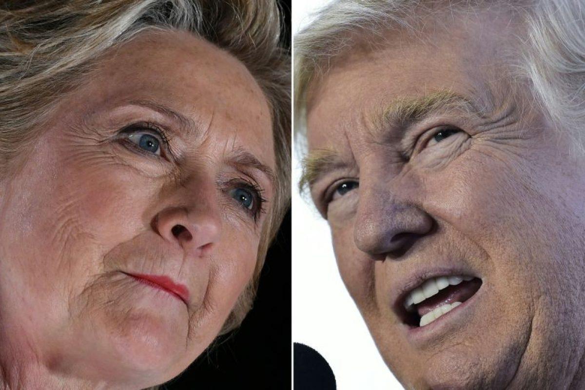 Un sondeo realizado por la red NBC y el diario Wall Street Journal, divulgado el domingo, atribuyó a Clinton una ventaja de cuatro puntos porcentuales a nivel nacional, por 44% a 40%, en una encuesta que incluye a los otros dos candidatos minoritarios en la disputa.El experto en sondeos Foto:Afp. Imagen Por: