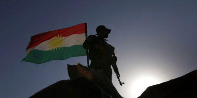 ¡Que muera el Estado Islámico, que viva el Kurdistán Unido!