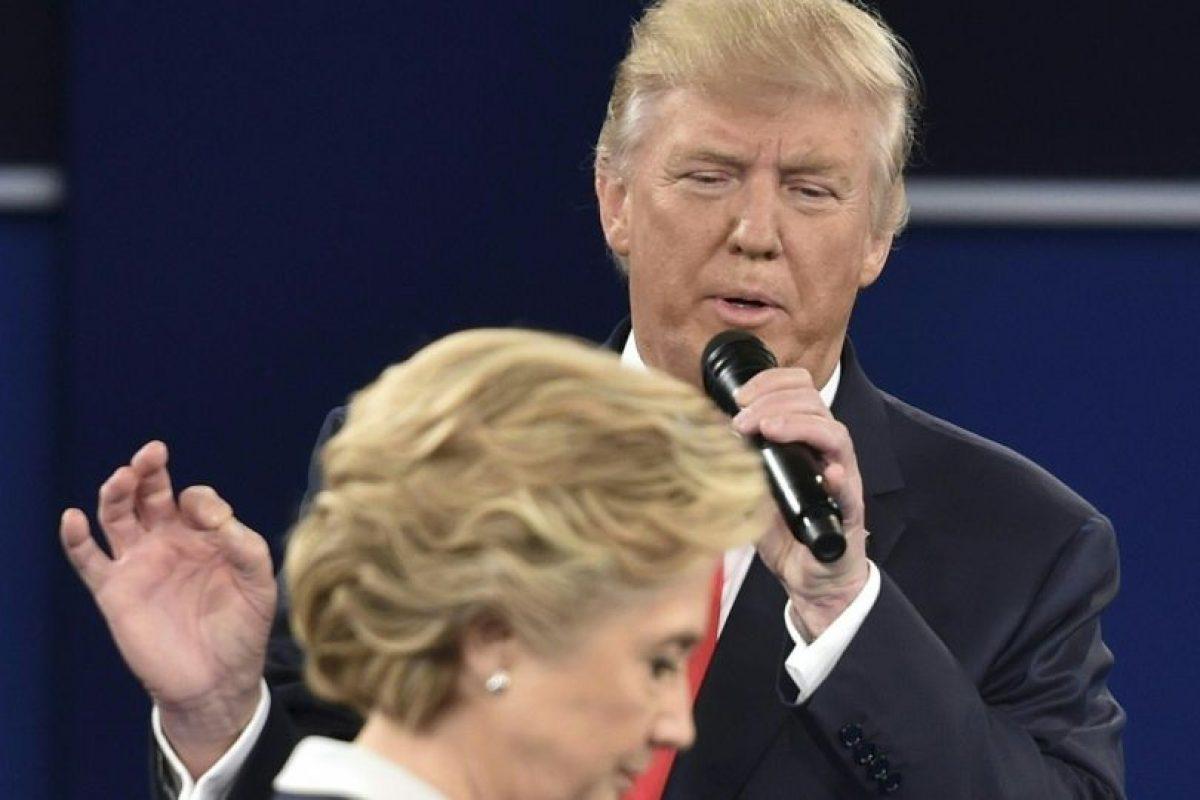 Todo listo para las elecciones presidenciales del 8 de noviembre en Estados Unidos Foto:AFP. Imagen Por: