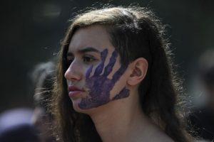 La manifestación #NiUnaMenos se vivió en varias ciudades de América Latina Foto:AFP. Imagen Por:
