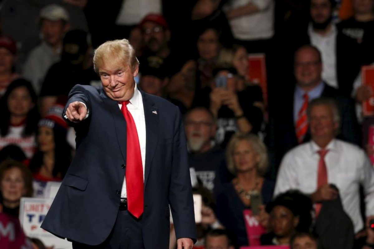 Donald Trump y Hillary Clinton cerrarán campaña este lunes Foto:AFP. Imagen Por:
