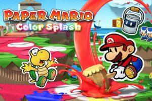"""Esta versión de """"Paper Mario"""" sería el último título para la WiiU. Foto:Gentileza Nintendo. Imagen Por:"""