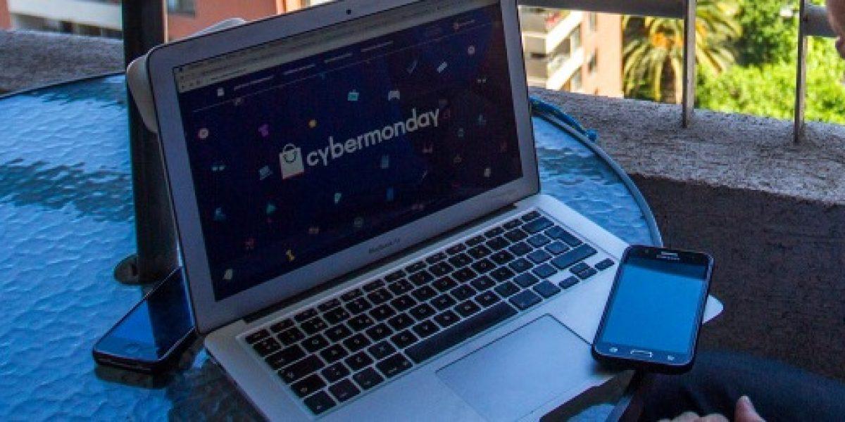 Ventas en primeras 12 horas del CyberMonday alcanzan los US$25 millones