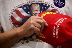 Se renovará los 434 escaños de la Cámara de Representantes de Estados Unidos Foto:Getty Images. Imagen Por: