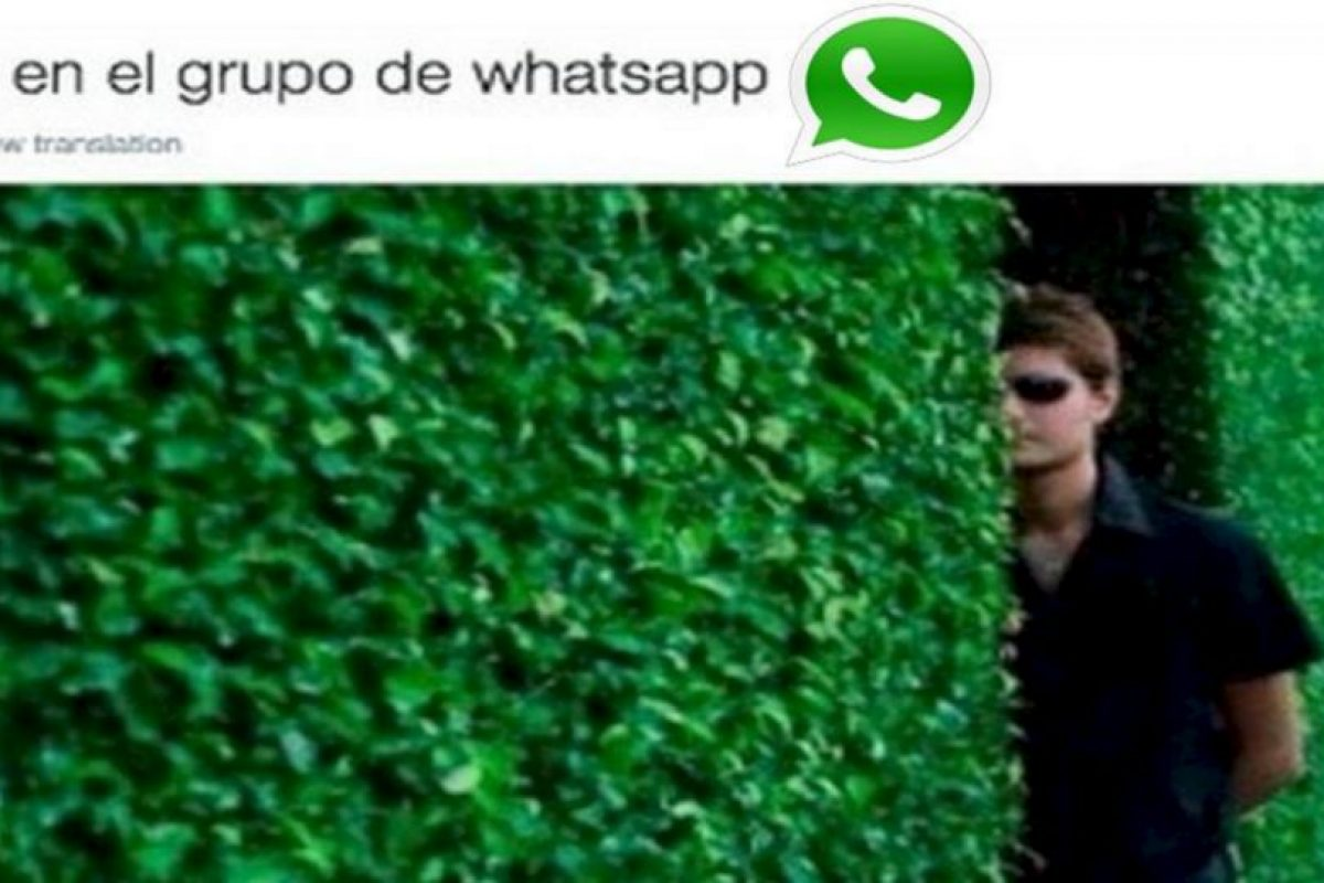 Memes de WhatsApp. Imagen Por: