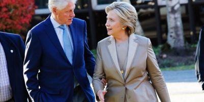 Hillary Clinton tras votar en elecciones: