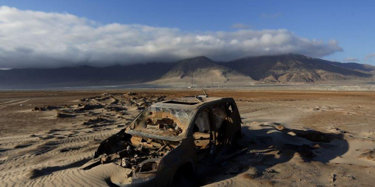 Informe internacional ubica a Chile entre los 10 países más afectados por fenómenos climáticos extremos