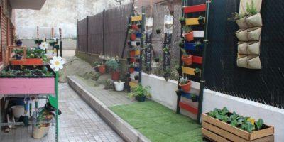 Huertos urbanos: ahorro en comunidad o en tu balcón