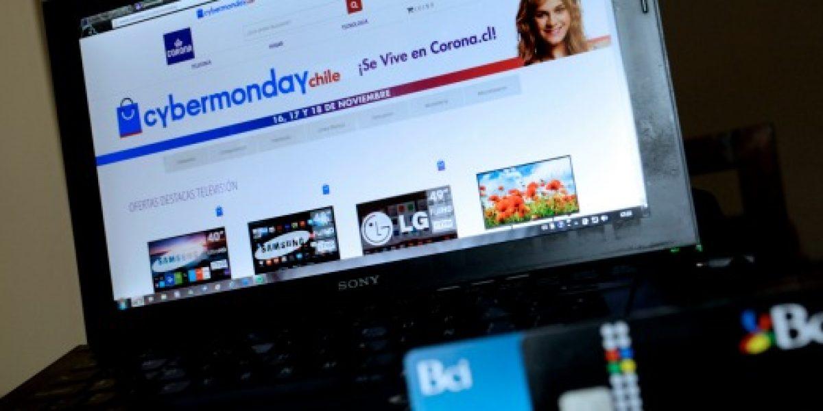 Con compras por US$ 60 millones cerró el primer día del CyberMonday