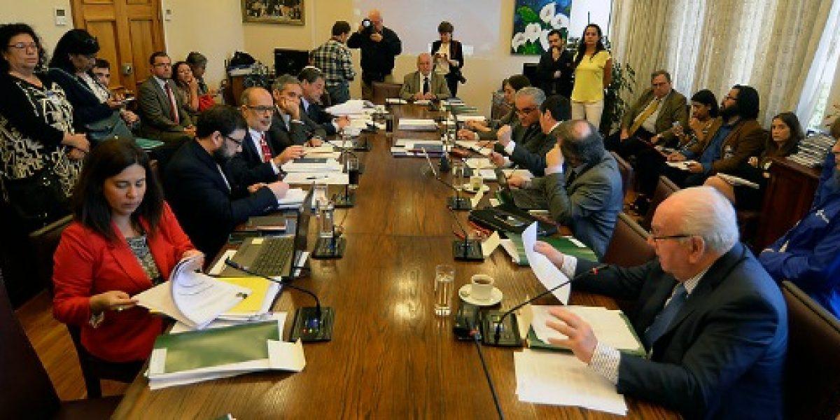 Comisión de Hacienda de la Cámara de Diputados aprueba veto del reajuste para el sector público